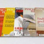 "6 Ausgaben ""Psychologie Heute"""