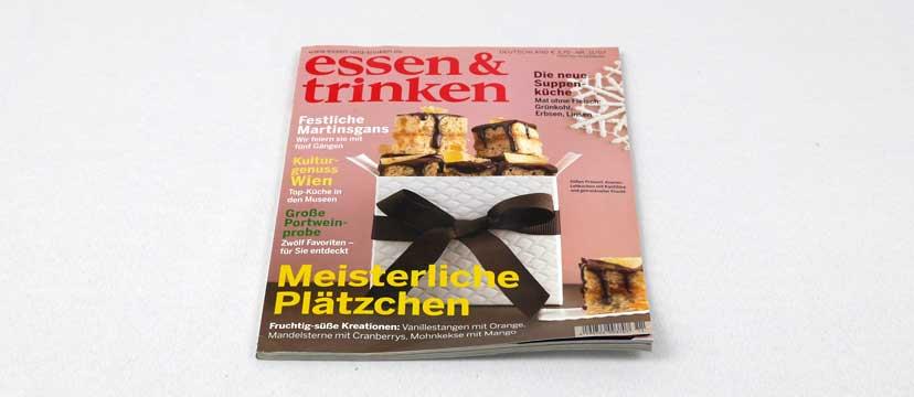 essen & trinken – Ausgabe 11/2007